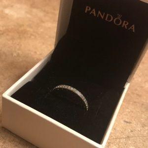 GORGEOUS pandora ring.